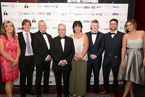 "AE Global awarded ""North West Business of The Year"""