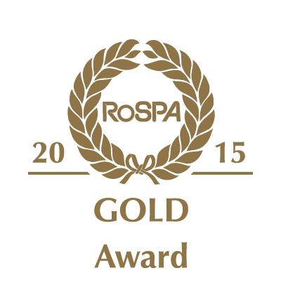 AE Global is a winner in the RoSPA Awards 2015