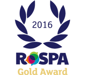 AE Global secure RoSPA Award for second year running